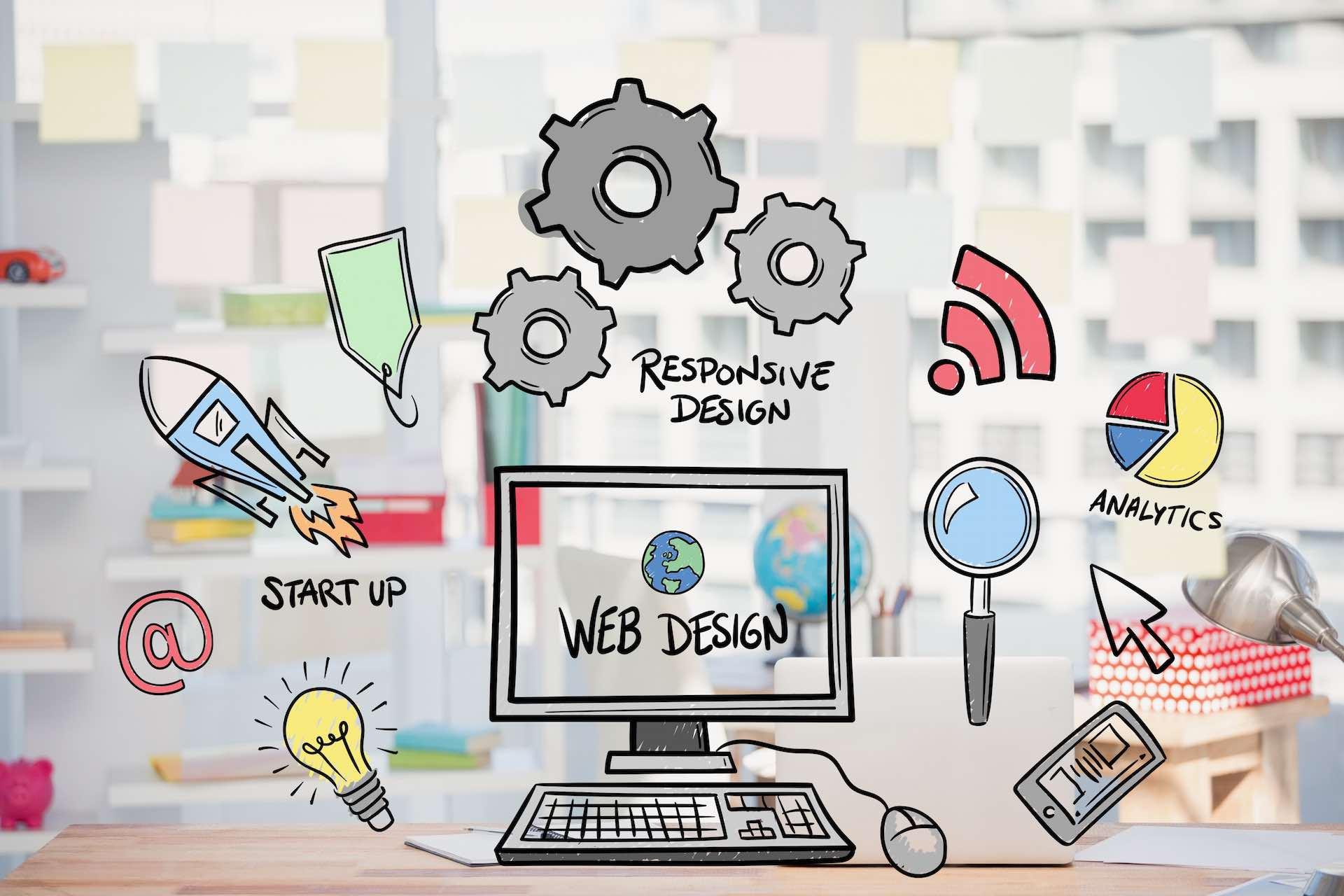 Création site internet et Refonte DevandClic La Rochelle agence Web