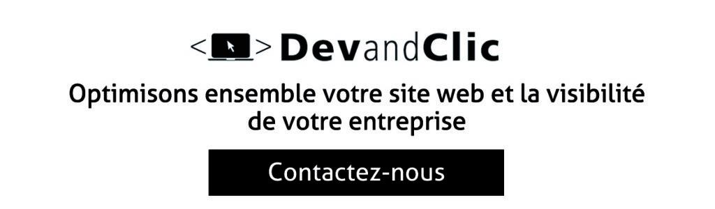 Contact - DevandClic