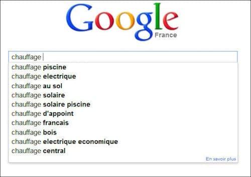 Référencement La Rochelle DevandClic-Google Suggest